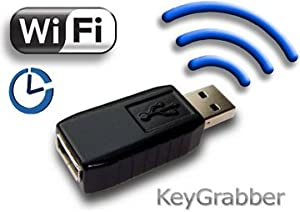 usb keylogger wi fi premium black edition kamera. Black Bedroom Furniture Sets. Home Design Ideas