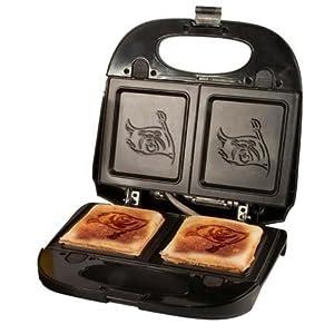 Tampa Bay Buccaneers Sandwich Press Waffle Maker by Pangea Brands