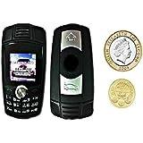 BMW KEY FOB MOBILE PHONE UNLOCKED WORLDS SMALLEST BOSS X6 NO METAL PLASTIC