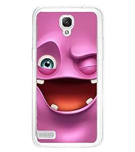 Funny Cartoon 2D Hard Polycarbonate Designer Back Case Cover for Xiaomi Redmi Note :: Xiaomi Redmi Note 4G