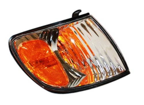 Prime Choice Auto Parts Kapty20083A1R Toyota Sienna Passengers Side Signal Light Assembly front-24855