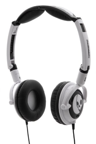 Skullcandy Headphones Lowrider - White/Black