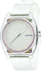 NIXON TIME TELLER P: TRANSLUCENT NA1191779-00