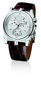 Just Cavalli Men's R7251916015 Ular Quartz White Dial Watch