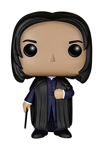 Funko - Figurina Harry Potter - Severus Rogue / Snape Pop 10Cm - 0849803058623