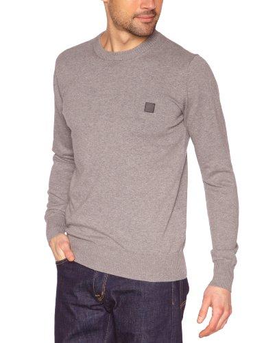 Bench Ortan Men's Jumper Grey Large