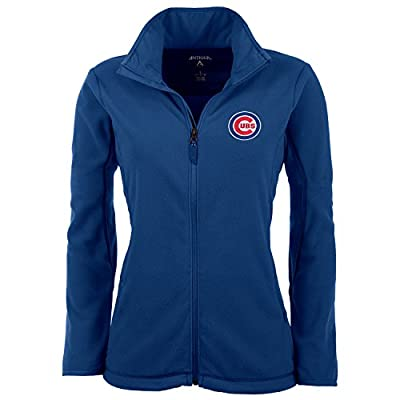 Chicago Cubs Ladies Ice Micro Fleece Full-Zip Jacket