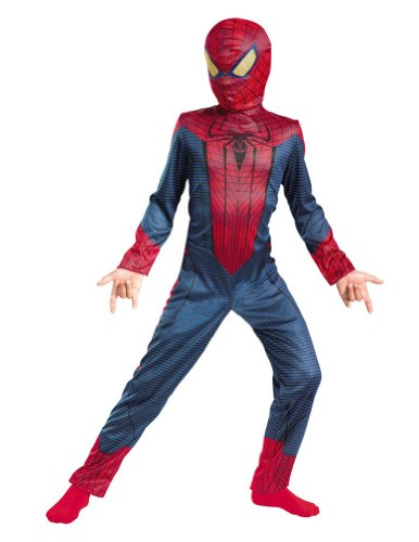 Spider-Man Movie Classic Toddler Costume 3T-4T - Toddler Halloween Costume