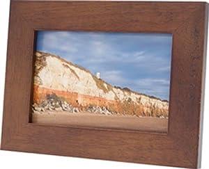 Memorie Mazzaro - Marco para fotos (madera de nogal, 20,3 x 25,4 cm)   revisión y más información