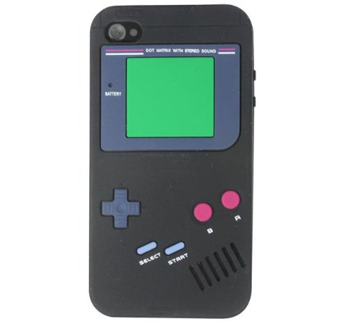 Nintendo Game Boy Gameboy Silicone Case Skin