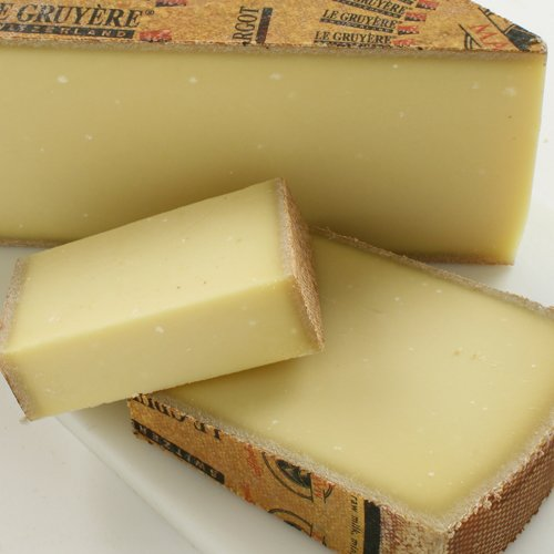 igourmet Cave Aged Swiss Gruyere - Pound Cut (15.5 ounce) (Cow Fondue compare prices)