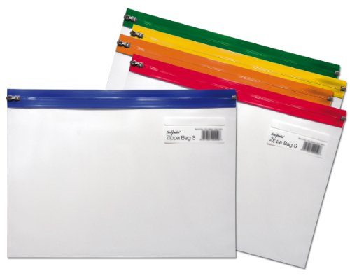 snopake-a3-480x350mm-zippa-bag-s-with-zip-strips-transparent-assorted-pack-of-5