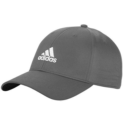 Adidas Golf-Punta flessibile-Cappello e chiudere nuovo Touch, colore: grigio