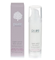 Pure Anti-Ageing Super Active Face Serum 30ml