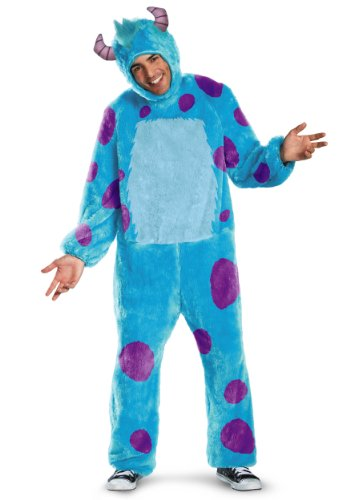 Disguise Men's Sulley Costume