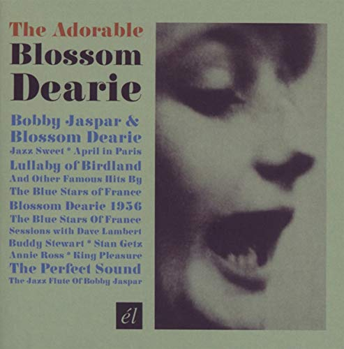 CD : BLOSSOM DEARIE - Adorable Blossom Dearie (3 Discos)