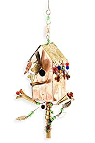 Pilgrim Imports Home Tweet Home Fair Trade Ornament