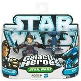 Galactic Heroes Anakin Skywalker & Stap Star Wars Figure Hasbro 2 Pack *New*