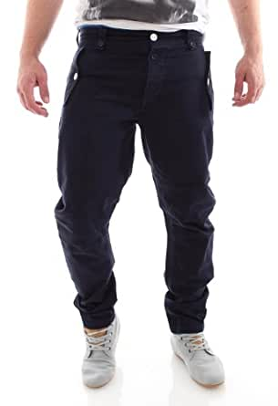 VSCT Curtis Buttoned French Chino navy Gr. 31/34