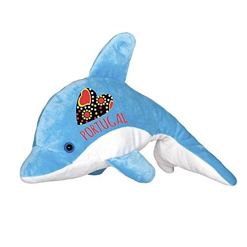 wild-planet-35-cm-love-portugal-dolphin-avec-coeur-jouet-en-peluche-bleu