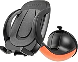 Capdase Sport Car Mount Holder Flyer (Orange/Black)
