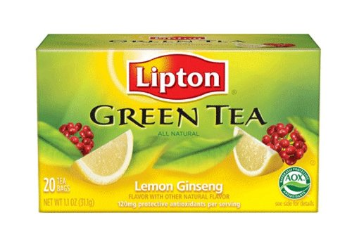 Lipton Green Tea. Green Tea : Lipton Green Tea,