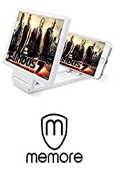 Memore Branded Universal Mobile Phone Analog 3D Video Folding Enlarged Screen Expander Stand for iPhone Samsung And other Smart Phones (7 days replacement warranty- HIGH QUALITY AND CLEAR SCREEN - GUARANTEED)