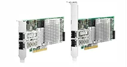 HP 468332-B21 NC522SFP Gigabyt Ethernet CARD Carte Réseau et Adaptateurs