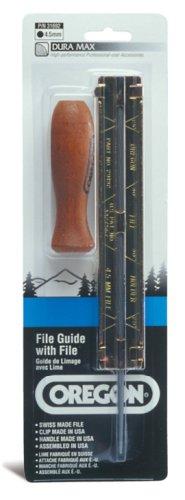 Oregon 5/32-Inch Chain Saw Filing Guide 37534
