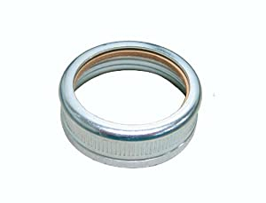 "Albion 421-G01 2"" Ring Cap for Threaded Caulk Gun Barrels"