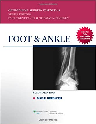 Foot & Ankle (Orthopaedic Surgery Essentials)