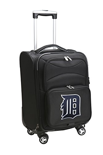 denco-sports-luggage-mlb-dei-detroit-tigers-5080-20-domestic-cm-a-forma-di-ruota-colore-nero