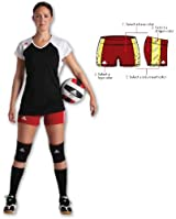 Adidas O26041 Women's miTeam Volleyball Competition Short (call 1-800-234-2775 to order)