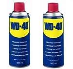 2x400ml WD-40 Multifunktions�l