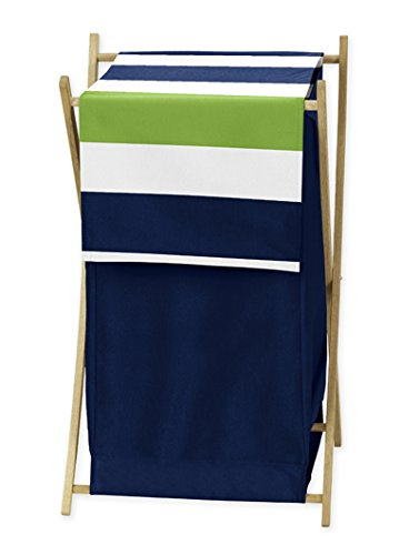 Navy And White Baby Bedding 175707 front