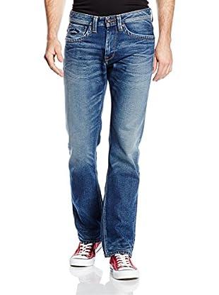 Pepe Jeans London Vaquero Kingston Zip (Denim)