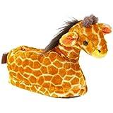 Happy Feet - Giraffe - Animal Slippers
