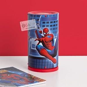 Lampe de chevet Spiderman The Amazing: Cuisine & Maison