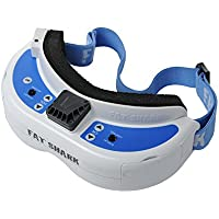 Fatshark 1063 Dominator V3 Goggles Headset WVGA