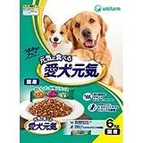 ユニ・チャーム(株) 愛犬元気 全段階 ささみ・ビーフ・野菜 6.0kg