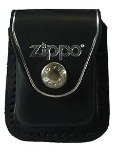 Zippo 50859009 Briquet Pouch with Clip Black