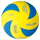 ミカサ バレーボール スマイルバレーボール4号 キッズ用 SV4-YBL