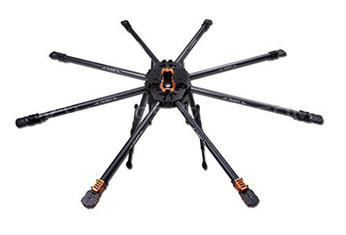 Tarot-TL18T00-T18-Aerial-Photography-25mm-Carbon-Fiber-Plant-Protection-UAV-Octocopter-Frame-1270mm-FPV