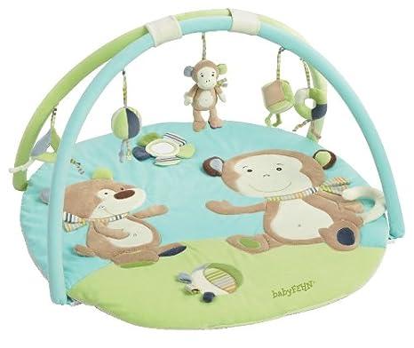 BabySun Tapis d'Eveil Koala Rouliboules Vert Clair