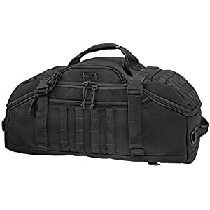 Maxpedition Doppelduffel Adventure Bag, Black