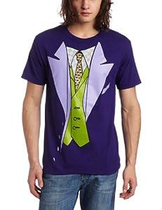 Batman - Joker Suit Costume T-Shirt - 2X-Large from Old Glory