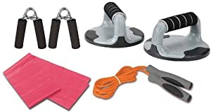 Ultega 4-in-1 Fitness Set