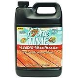 One Time Wood Sealer, 1 Gal Clove Brown