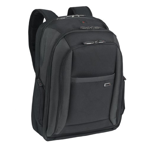 SOLO Sterling Collection Laptop Backpack, CheckFast