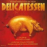 デリカテッセン [Soundtrack] / サントラ, カルロス・ダレッシオ (CD - 1991)